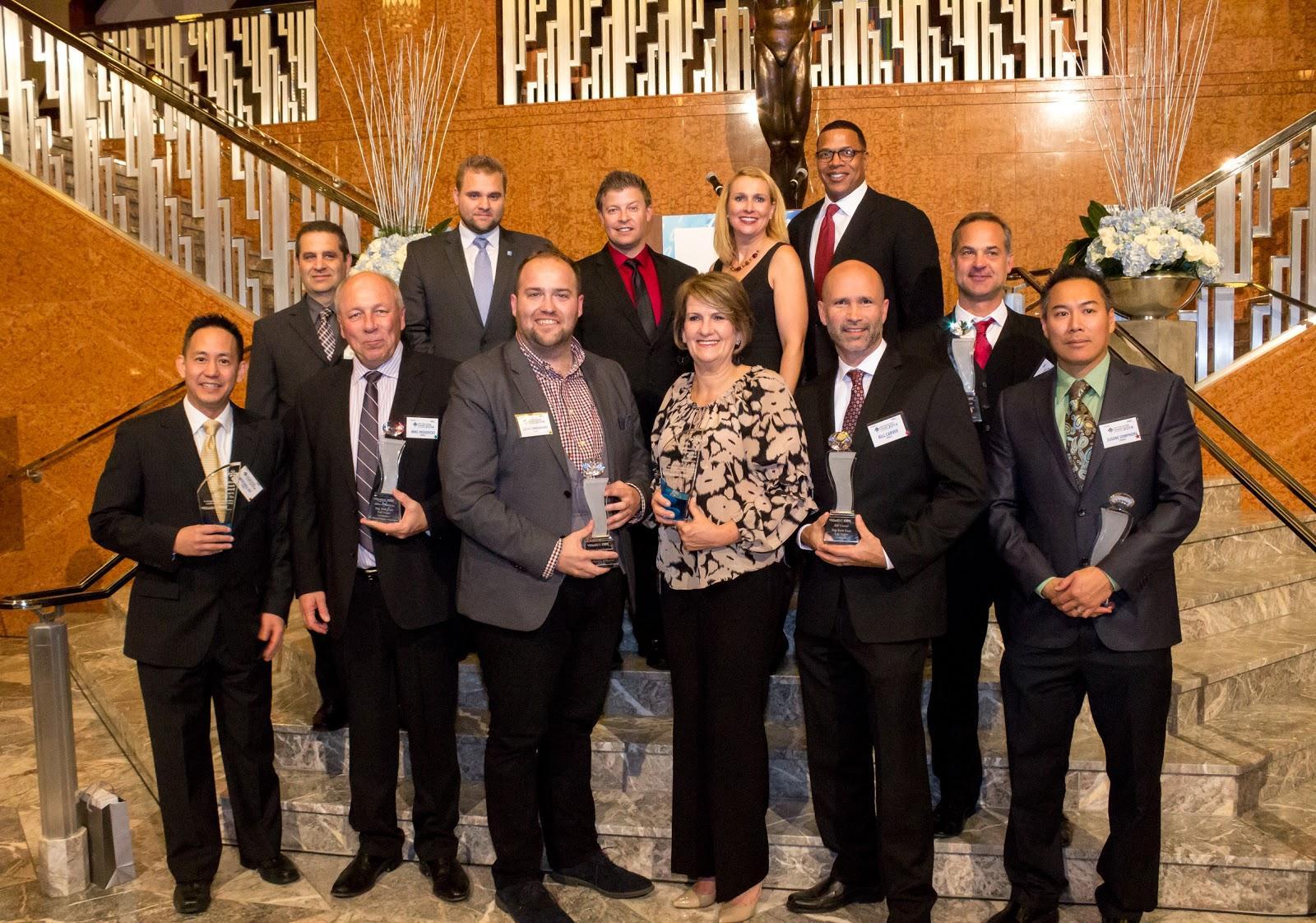 Vegas Inc Awards PuTTinOuT.com 2014 Top Tech Community Exemplary Award