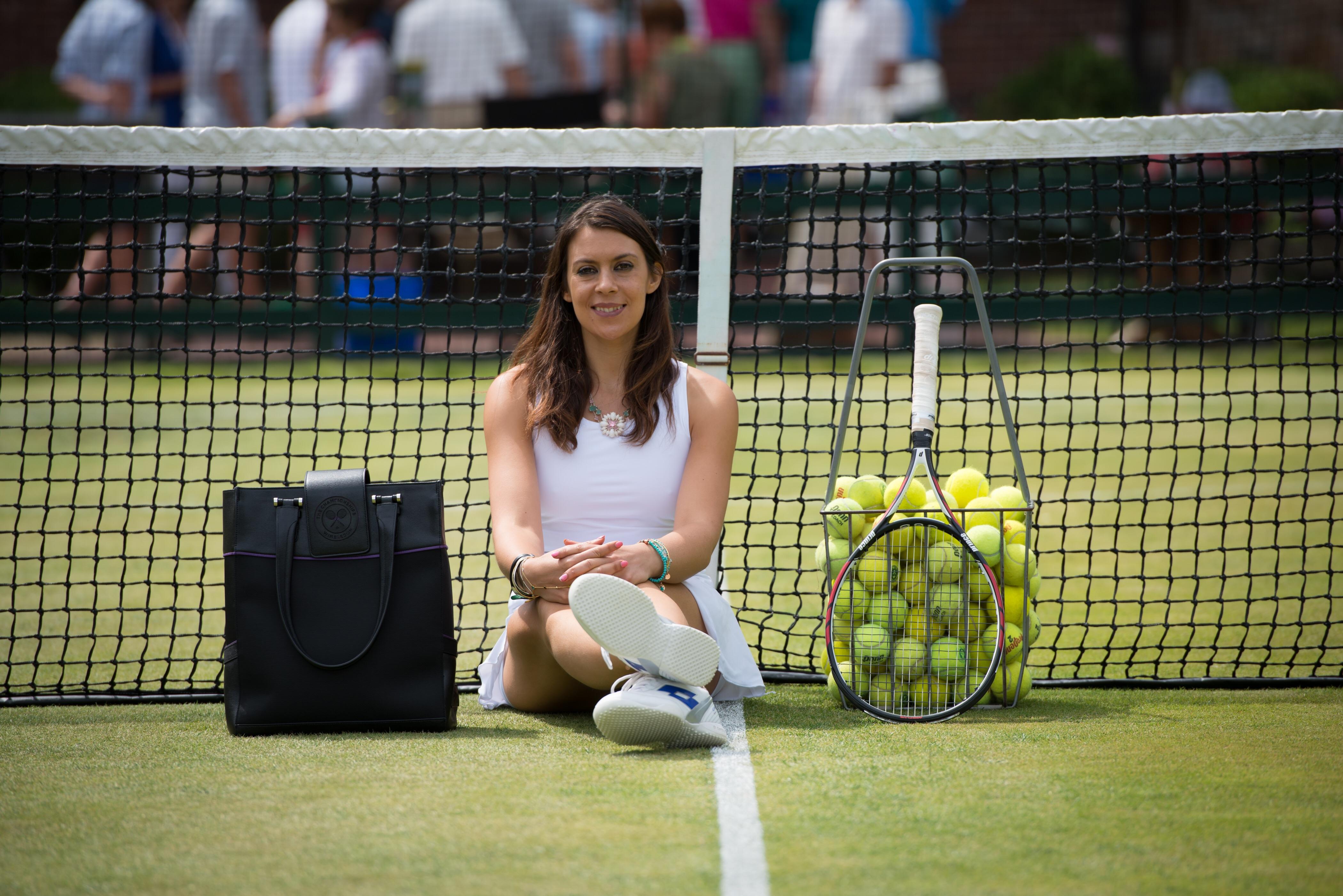 2015 Exclusive Wimbledon Tennis Bag: A Winner Among Champions
