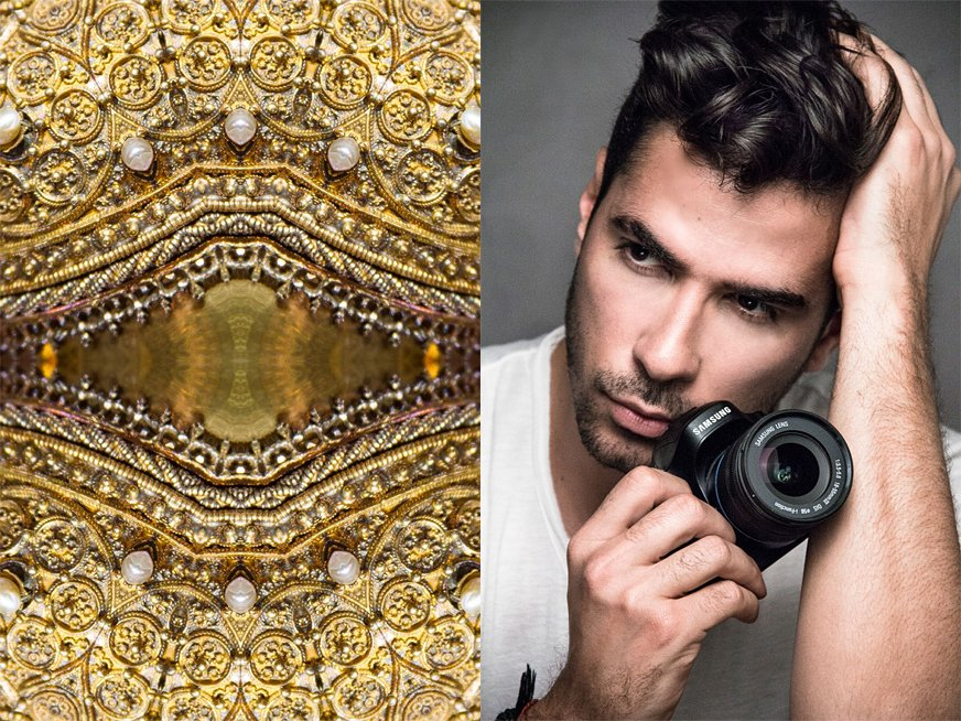 Sexiest Artist Alive Javier Gomez Signs Second Licensed Photography Deal With Luxury Brand BVLGARI